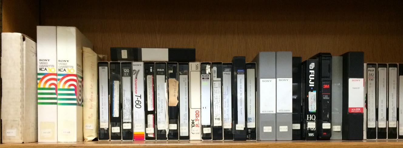 The Imminent Crisis in Videotape Preservation
